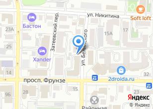Компания «Томсккосмоссвязь, ЗАО» на карте