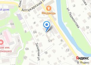 Компания «ДКС-Авто» на карте