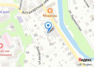 Компания «Сталиварим» на карте
