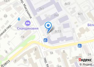 Компания «Восточная сказка» на карте