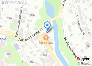 Компания «Винил-Томск» на карте