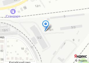 Компания «Седава» на карте