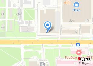 Компания «CopyRoom» на карте