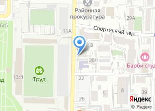 Компания «Сибирская Медицинская Группа» на карте