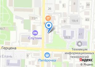 Компания «Объединение Оазис-21 век» на карте