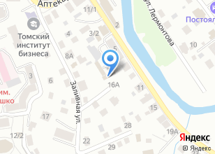 Компания «Бизнес Софт» на карте