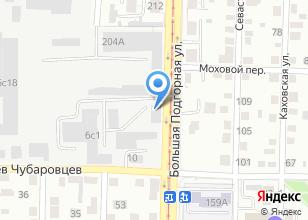 Компания «ТехМашИнтер» на карте