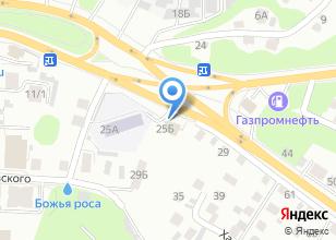 Компания «Кемсейф» на карте