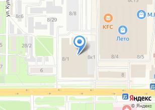 Компания «Чистоград» на карте