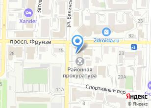 Компания «Прокуратура г. Томска» на карте