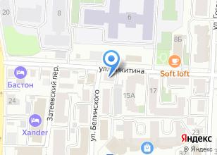 Компания «Участковый пункт полиции Отдел полиции №3 Советский» на карте