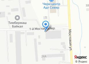 Компания «ПТО АВТОТРАНС+» на карте