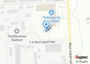 Компания «Стиллайн» на карте