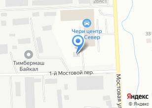 Компания «Сибирская кровля» на карте