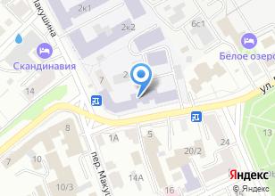 Компания «Техносинтез» на карте