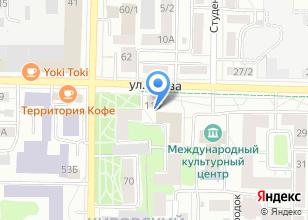 Компания «Мед-Арт» на карте