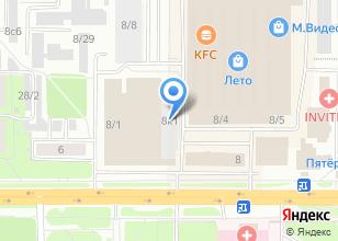 Компания «Техно-Транс» на карте