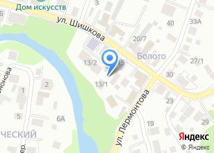 Компания «ATSG-Tomsk» на карте