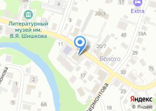 Компания «НетПоинт» на карте