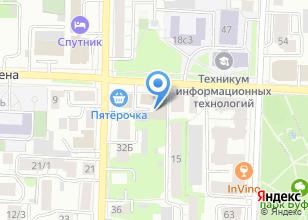 Компания «Теплолюкс-Томск» на карте