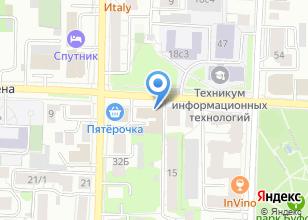 Компания «Мастерская Творца» на карте