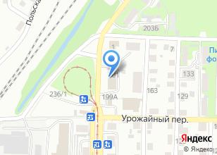 Компания «Автоцентр BMW, SUBARU» на карте