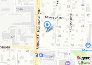 Компания «Carservice» на карте
