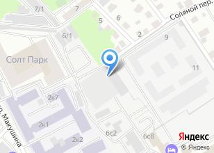 Компания «Vector-auto» на карте