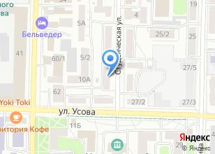 Компания «Декорум» на карте