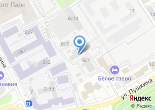 Компания «Релаксмебель» на карте