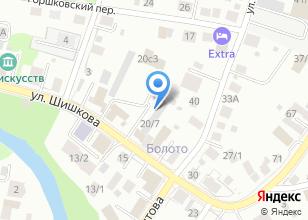 Компания «Пленка» на карте