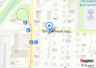 Компания «Габарит» на карте