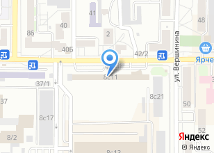 Компания «Абв-сервис» на карте