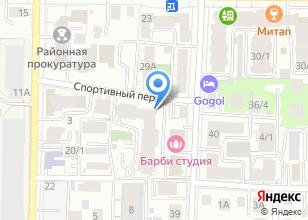 Компания «Цветочные детали» на карте