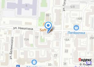 Компания «Библиотека им. С.Я. Маршака» на карте