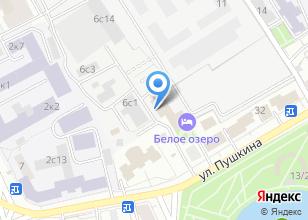 Компания «РУСАЛЮТ Томск» на карте
