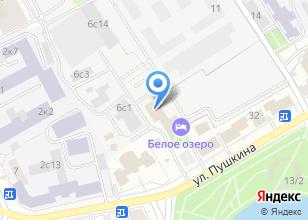Компания «AvaloN банкетный зал, кафе» на карте