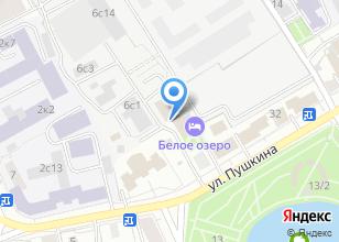 Компания «Газпром газомоторное топливо» на карте