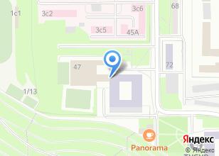Компания «Региональный учебно-научный центр Восточной Сибири и Дальнего Востока» на карте