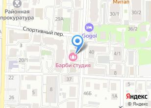 Компания «СибТелеКом» на карте