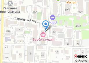 Компания «Мастерская Буланже» на карте