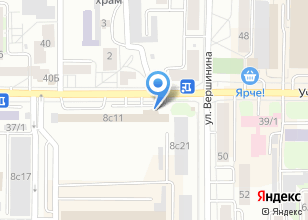 Компания «Вартом» на карте