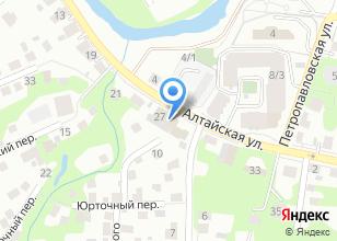 Компания «АвтоGrand» на карте