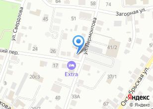 Компания «АТМОСФЕРА МЕБЕЛИ» на карте