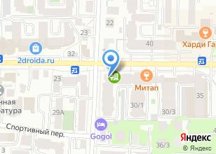Компания «LORENA кухни» на карте