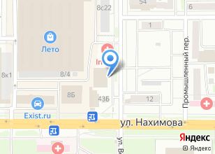 Компания «АромаДеко» на карте