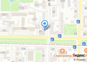Компания «Мегабит» на карте
