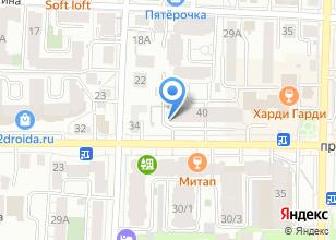 Компания «Гримерка» на карте