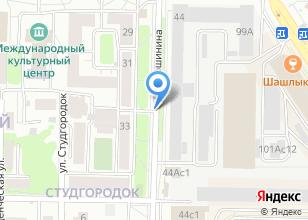 Компания «Медсправки» на карте