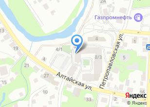 Компания «Зеленая Точка Томск» на карте